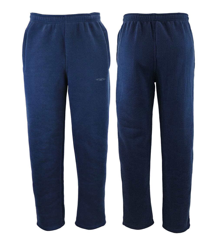 Aleklee толстые хлопковые брюки для бега A-027