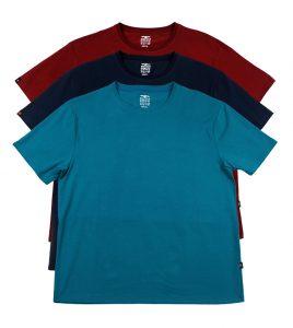 Aleklee мужские плюс размер пустых футболок  AL-1519