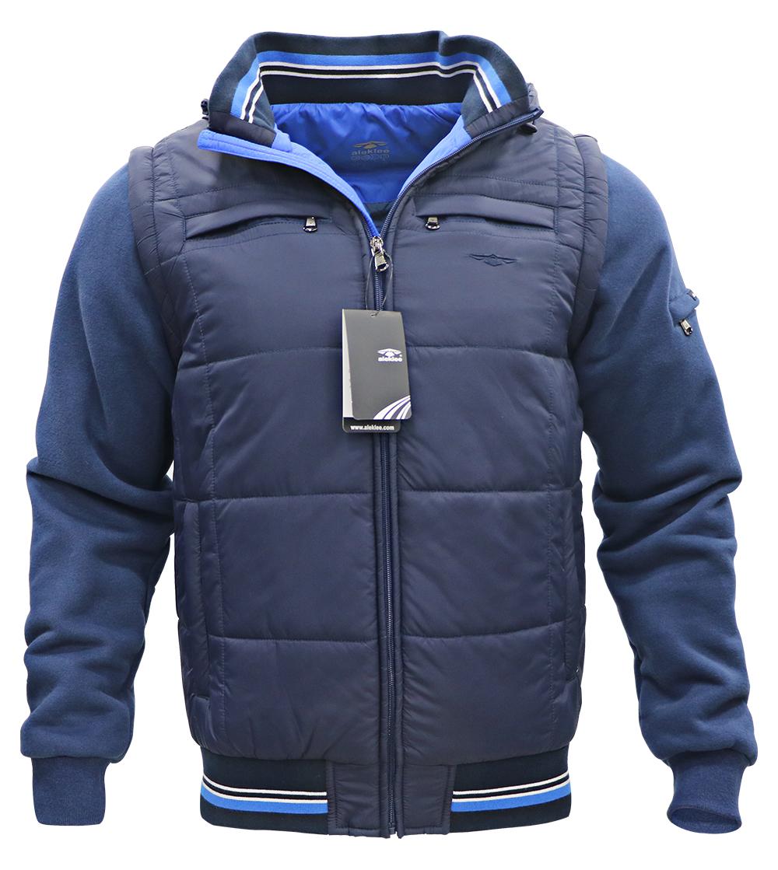 Aleklee куртка мужская повседневная AK-4074