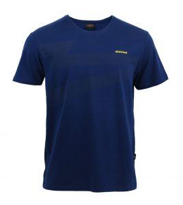 Aleklee футболка с логотипом на груди AL-6005#