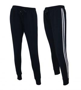 Aleklee брюки-бегун с боковой полосой SS18-23#