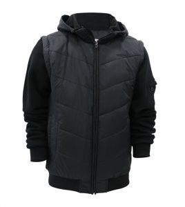 Aleklee стеганая гибридная куртка на хлопковой основе AK-4110#