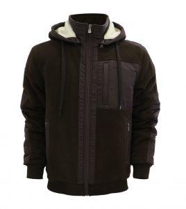 Aleklee производитель одежды экспорт толстая зимняя куртка AL-1850#