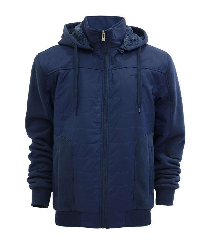 Aleklee оптом зимняя гибридная куртка оптом AL-1853#