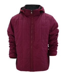 Aleklee двусторонняя куртка-пуховик SS18-28#